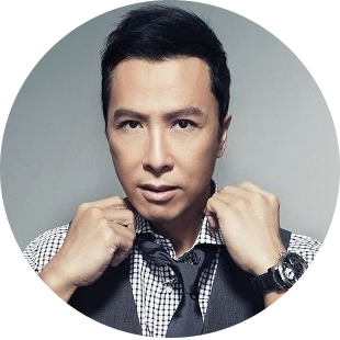 DONNIE YEN BECOMES OUR CLIENT!